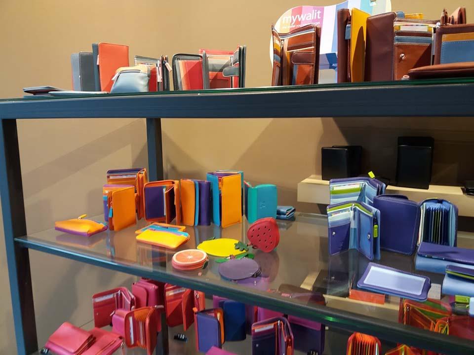 Mywalit - kleurijke portefeuilles