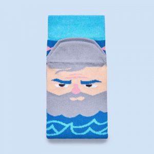 Fun socks - chatty feet - Ernestoe Hemingway - De Schoenkliniek