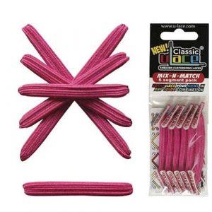 U-Lace - Fel roze - Hot Pink